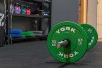 Заполненность спортивных объектов, на которых тренируются участники международных турниров, не должна превышать 25%.