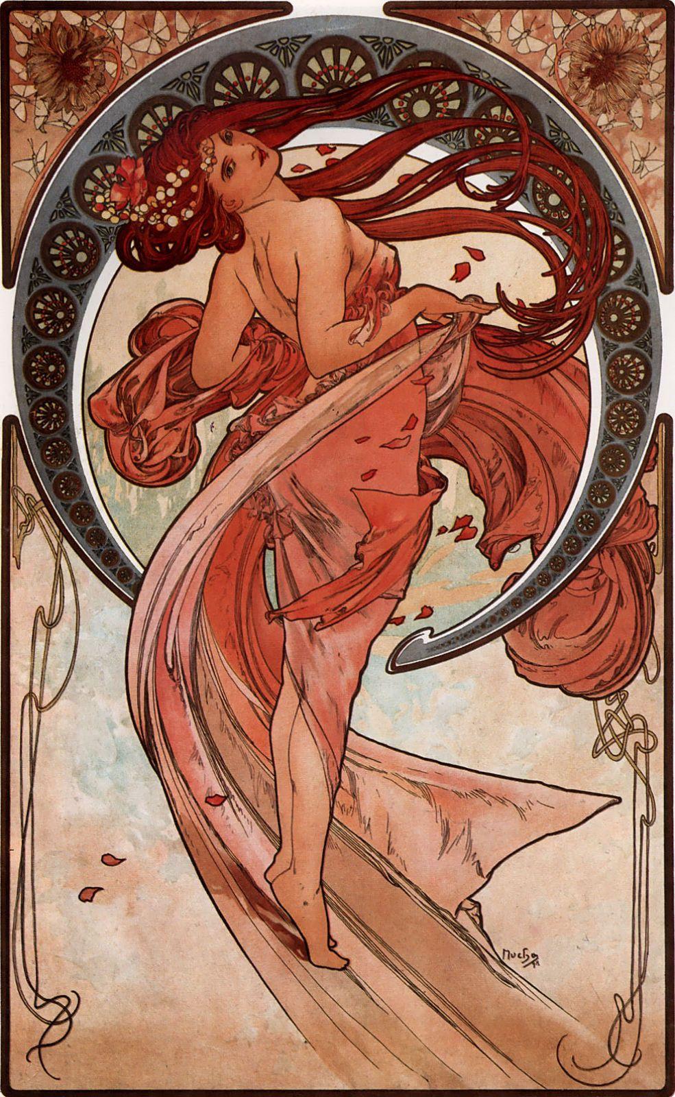 «Танец», 1898 год.