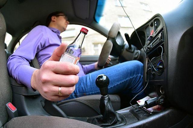 В Раде появился законопроект о повышении штрафов за нетрезвое вождение