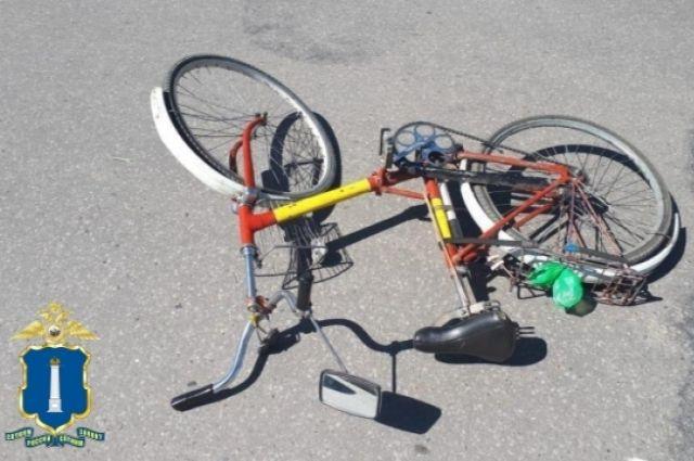 В Тюмени велосипедист погиб под колесами автобуса
