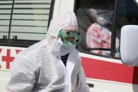 В Бердянске обнаружили вспышку COVID-19 среди сотрудников скорой помощи