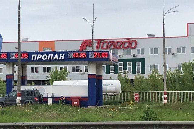 Газовые заправки в Нижнем работают без нарушений - МЧС