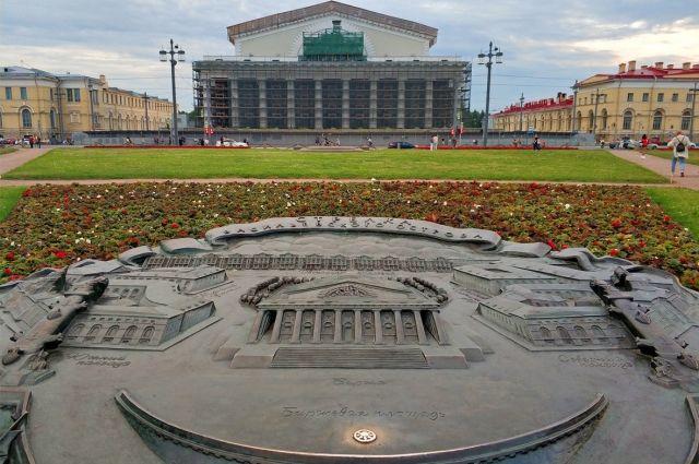 Петербург - самый сложный и многокомпонентный объект ЮНЕСКО в России.