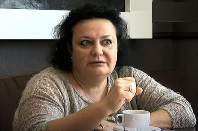 Бывшая жена Иосифа Пригожина Елена Соколова.