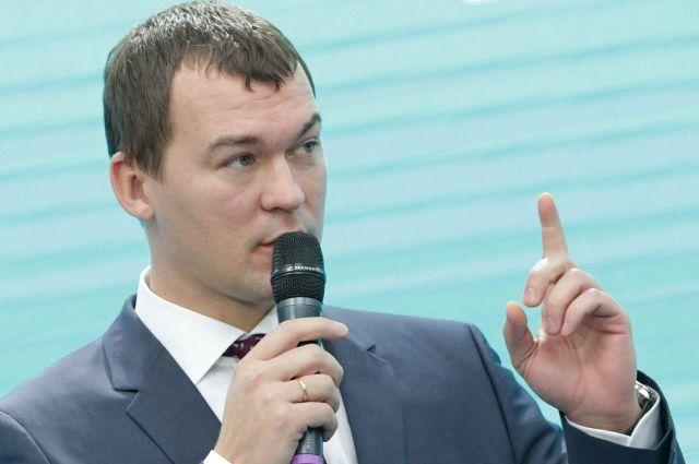 Депутаты Госдумы обсудят досрочное прекращение полномочий Дегтярёва