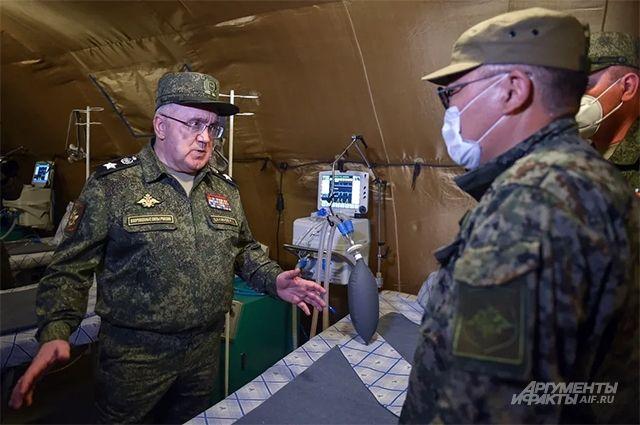 Руслан Цаликов. Кызыл, 2020 год.