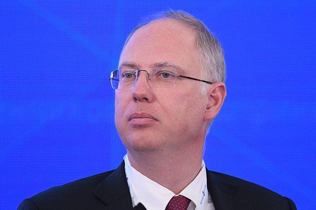 Кирилл Дмитриев.