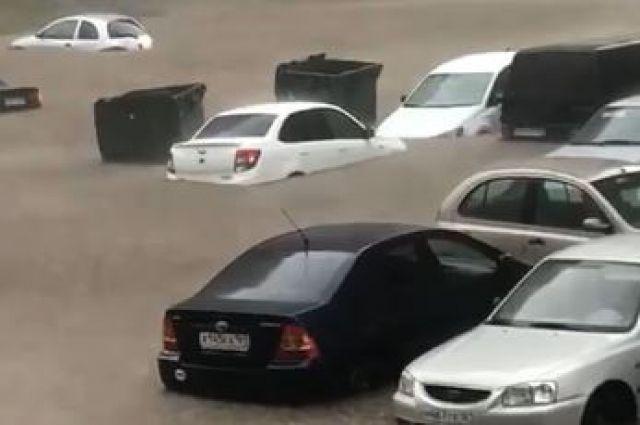 Власти Ростова придумали, как решить проблему потопа на улице Малиновского