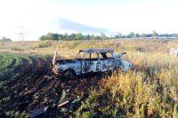 Под Сорочинском водитель без прав пострадал в ДТП.
