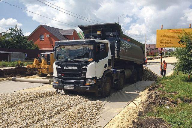 Реализация нацпроекта предполагает не только ремонт, но и капстроительство дорог в Тамбове.