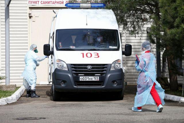 В Краснодарском крае умерла 69-летняя женщина с подтвержденным COVID-19
