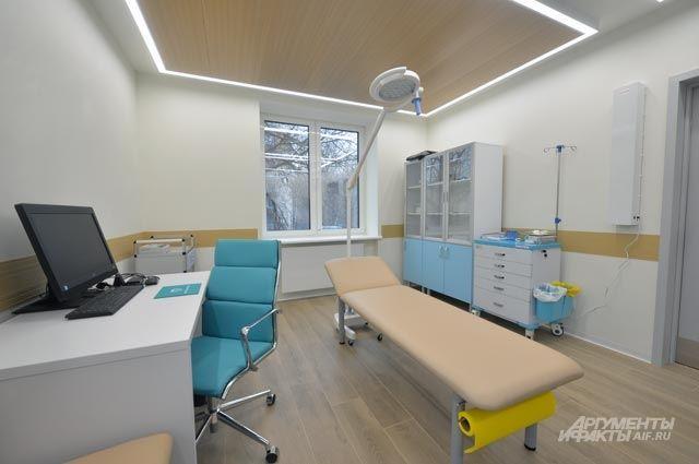 Старое здание детской больницы на Горького реконструируют под поликлинику
