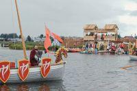 На фестиваль «Русская Тоскания» на берегах Ворсменского озера съезжаются гости из разных городов.