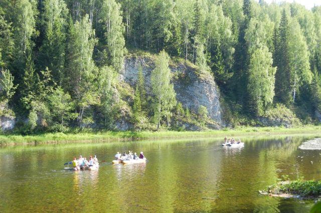 Чусовая, Усьва, Койва, Вишера, Сылва – вот топ-пять самых популярных водных артерий региона, на берегах которых очень много природных достопримечательностей.