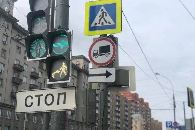 Участников дорожного движения просят быть внимательными на указанном участке.