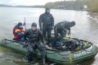 Тело мужчины обнаружено в воде водолазами Южно-Сибирского поисково-спасательного отряда МЧС России.