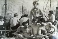 В советское время люди любили устраивать пикники.