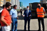 Выездное совещание мэрии Барнаула прошло в Индустриальном районе Барнаула