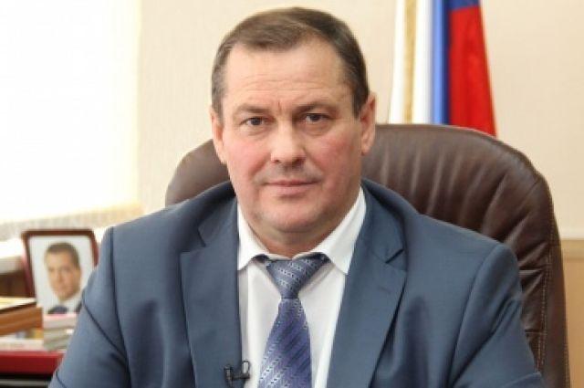 Начался суд над экс-министром сельского хозяйства Оренбуржья.