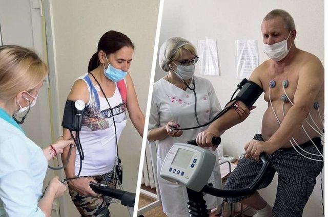 В регионе доступна точная диагностика сердца и сосудов, болезни которых лечатся на ранней стадии. Но снизить общую смертность от этих заболеваний поможет лишь здоровый образ жизни.