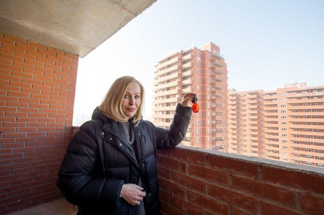 Красноярцы, вложившие деньги в строительство данных двух домов не смогут получить денежные компенсации как дольщики СК «Реставрации», поскольку они получат квартиры.