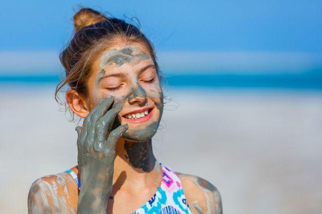 Подручный SPA. Какие процедуры красоты можно делать на пляже?
