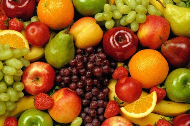 Палитра вкуса. В чем особенность овощей и фруктов разных цветов