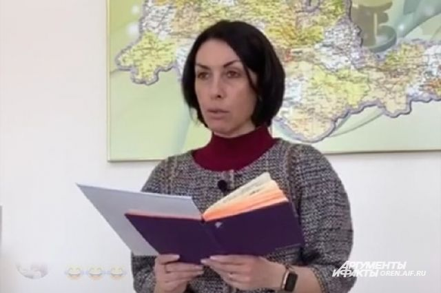 Министр здравоохранения Оренбургской области обратила внимание жителей Первомайского района, что трехдневная самоизоляция снизила число заболеваний коронавирусом.