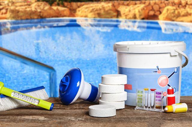 На чистую воду. Как выбрать «химию» для дачного бассейна