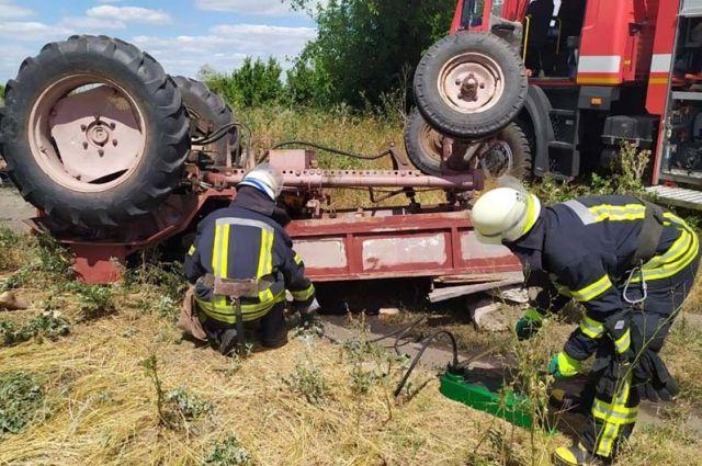 В Днепропетровской области произошло ДТП: погиб несовершеннолетний мальчик