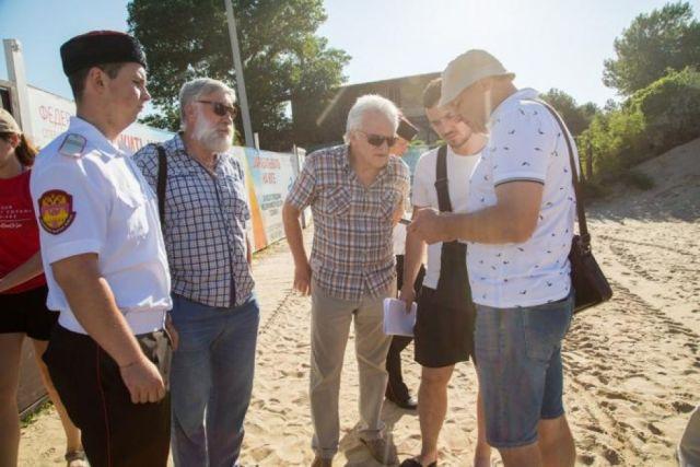 Власти Кубани взяли под контроль застройки на берегу Анапы