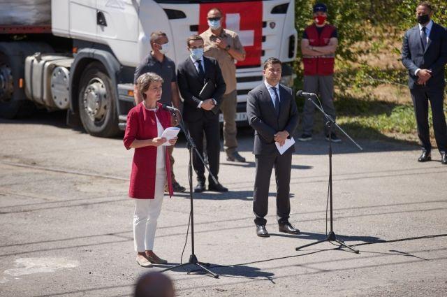 Швейцария выделила 1,4 млн франков на очистку воды для жителей Донбасса