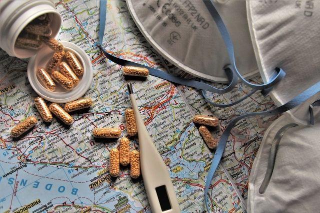 По данным на 24 июля в Оренбуржье от коронавируса умер еще один человек.
