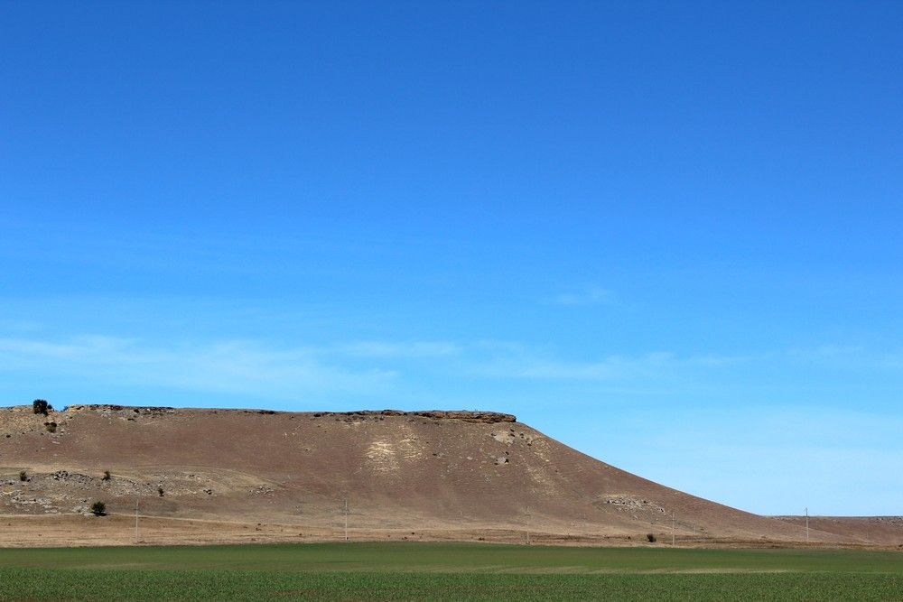 Гора Голубиная.