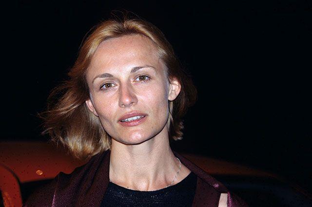 Киноактриса Елена Шевченко, 2008 г.