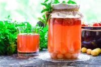 Заготавливаем компоты на зиму: простые рецепты вкуснейших напитков