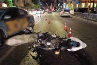 В Харькове произошла авария: один человек погиб
