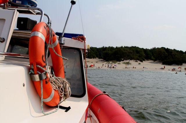 Пять человек спасли за выходные в Балтийском море