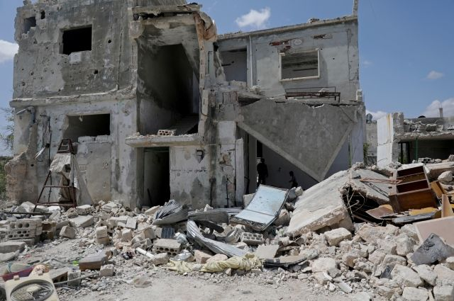Боевики обстреляли населённые пункты в Идлибе и Лакатии