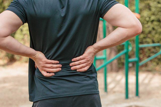 Что делать, если разболелась спина?