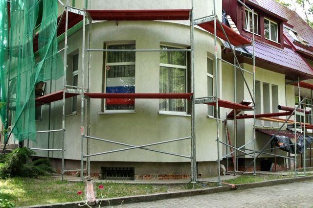 В Калининграде ремонтируют детские школы искусств
