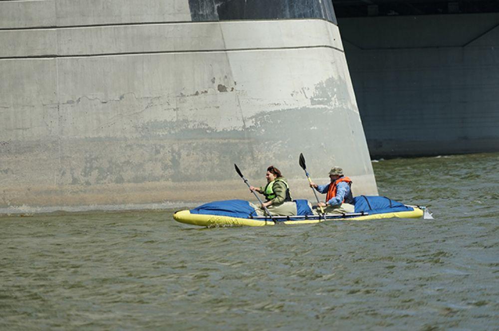 А внимательным к технике безопасности на воде нужно быть человеку любого возраста и любой физической подготовки.