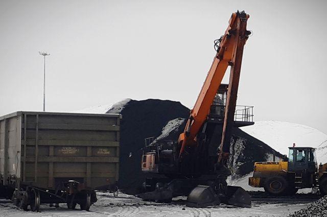 Угольный терминал в Калининграде огородят забором