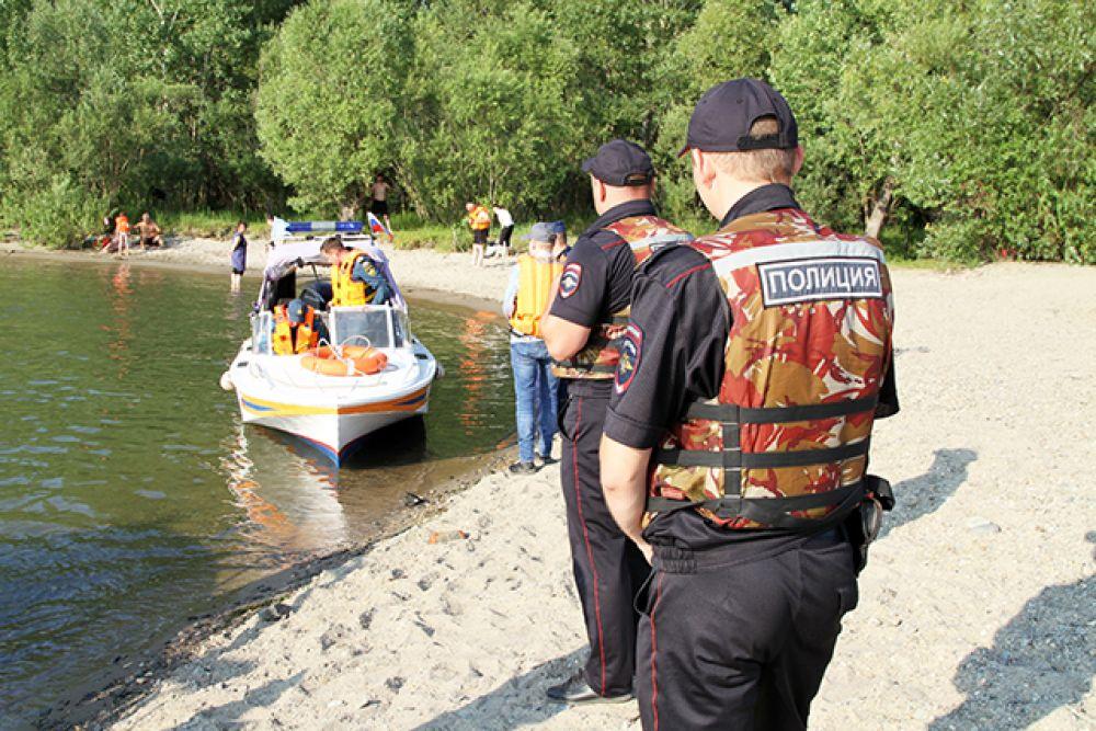 Для предупреждения происшествий на воде МЧС России по Новосибирской области проводит межведомственную профилактическую акцию «Вода - безопасная территория».