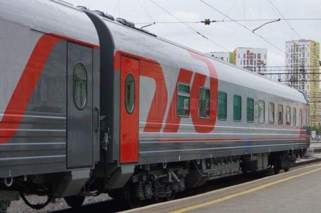Дважды в неделю, начиная 30 июля, начнут ходить поезд в Анапу.