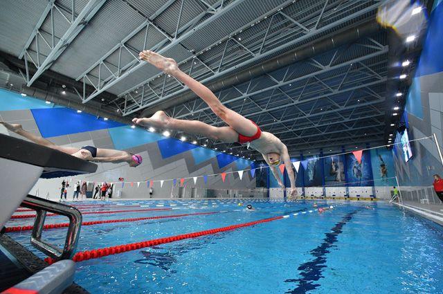 В«Акватории ЗИЛ» смогут тренироваться как спортсмены олимпийского уровня, так илюбители акробатики иплавания.