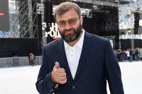 Президент кинофестиваля «Горький fest» актер Михаил Пореченков.