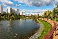 Парк Южное Бутово.
