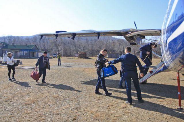Дальневосточная авиакомпания обеспечит транспортную доступность.