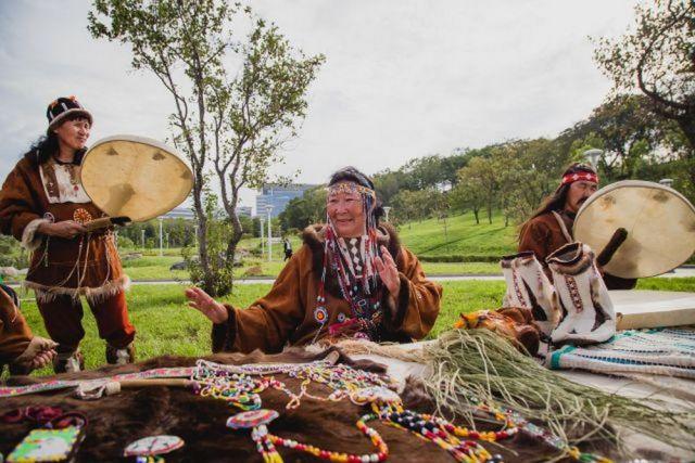 Аборигены Приморья всё ещё ведут традиционную жизнь.